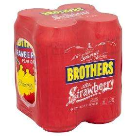 Brothers Toffee Apple 4 cans for £4 Instore & Online ASDA