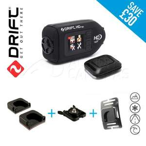 Drift HD 720 £99.99 @ Action Cameras