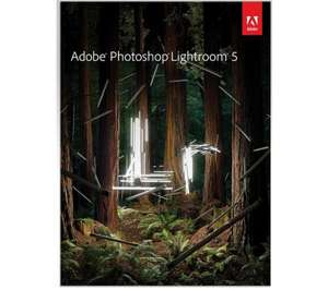 Lightroom 5 for £65 @ Pcworld with code AD65