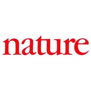 Nature Journal 1 Year Subscription down to £38 from £135