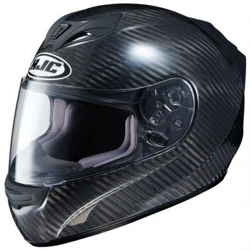 HJC FG-15 Carbon Fibre Helmet With Extras £199.99 - Lids Direct