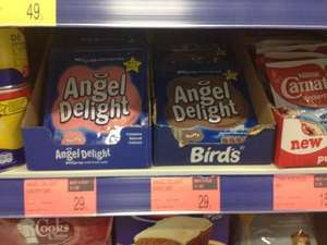Angel Delight £0.29 @B&M
