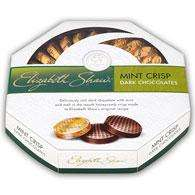 Elizabeth Shaw Mint Crisp Dark Chocolates 175g £0.50 @ milk and more