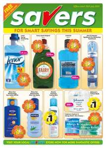 Lenor, Spring Awakening Fabric conditioner 1.4 litre £1.65 in Savers