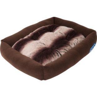 RSPCA Pet Bed Choc/Brown Stripe.was £13.99, then £7.99 now £6.99 @ Argos