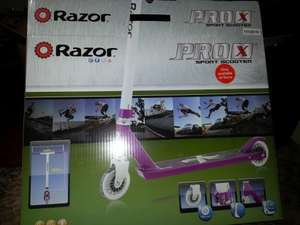 Razor PRO X Sport Scooter £29.00 @ Tesco Barhill Cambridge