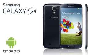 Samsung Galaxy S4, £135 CASH, Samsung Case - £37 pcm ORANGE - Unlimited Mins, 3000 Texts, 1.0Gb Internet, BT Wifi @ Phones4U