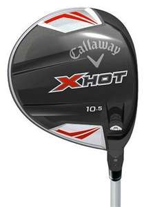 Buy any Callaway X Hot Driver and get an X Hot Hybrid (Worth £129) FREE £199 (£189.05 with code)  @ American Golf