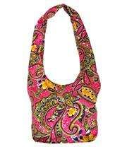 Blue Banana Pink Paisley Large Handbag reduced to £2.50 from £8.99 (£5.45 delivered)