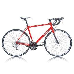 Btwin Triban 3 Red road bike (with carbon forks) £299.99 instore @ Decathlon