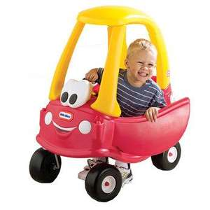 Little Tikes Cozy Coupe 30th Anniversary Red or Pink £32.49 delivered with code (BIRTHDAY6) @ Toys R Us