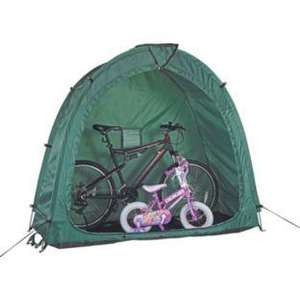 TidyTent Bike Cave and Anchor Point @ Argos - £34.99 each or 3 for £69.98 (3 for 2) - sell 2 on eBay and keep one free?