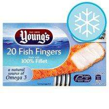 Young's 20 Fish Fingers £1.99 @ Morrisons