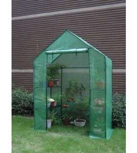 Walk-in Plastic Greenhouse @ Argos for £16.99 with discout code