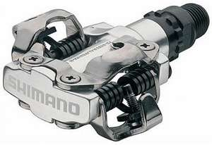 Shimano SPD M520 MTB Pedals £13.99 (reserve and collect) Halfords
