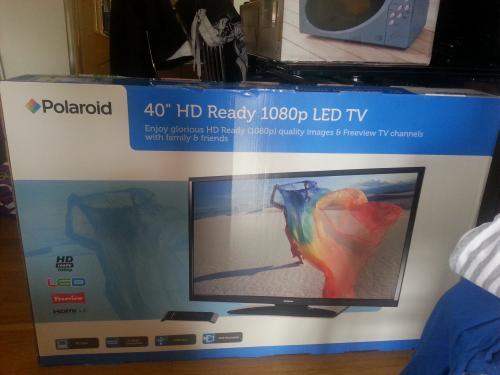 £150 Polaroid 40inch television @ Asda instore