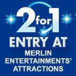 2-4-1 Merlin Attractions @ Tesco Clubcard