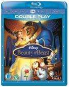 Disney's Beauty & The Beast on Double Play Blu-Ray and DVD £8 @ Sainsburys