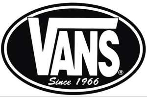 Vans trainers up-to 40% off at Box Clothing