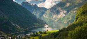 12 Nights Norwegian Fjords Cruise from/to Amsterdam incl. Full Board for only £511 / €587@ Holiday Pirates