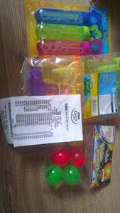ASDA Party bag items from 50p instore