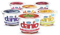 DANIO HIGH PROTEIN 0% FAT STRAINED YOGURT 50p @ Morrisons