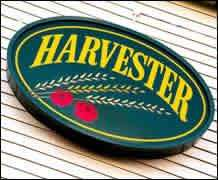 Free School visits to The Harvester Restaurant.