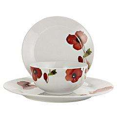 Tu Poppy 12-piece porcelain Dinner Set was £30(?) £10 @Sainsburys. Free Click & Collect