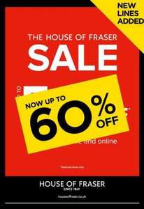 House of Fraser: Lots of Ladies Handbags for under £20 with deals!