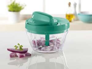 Mini vegetable chopper £3.99 available from Lidl from 25th July