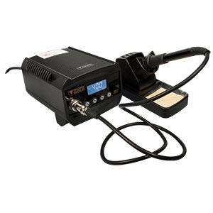 60W Professional LCD Solder Station with ESD Protection at Maplins £20 off now £39.99 Delivered