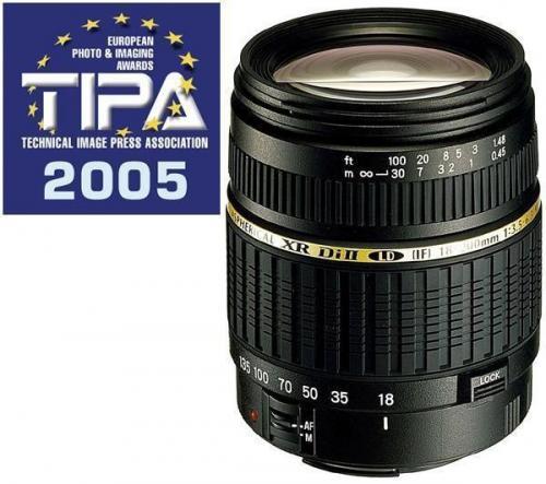 Tamron AF18-200mm Macro Lens - Nikon £99.99 @ Currys