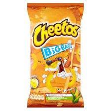 AMERICAN Cheetos Cheese 90g Bag £1.29 in tesco!