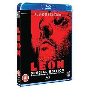 Leon (Directors Cut) Blu-ray £5 @Asda in store and online