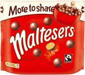 Maltesers 230g huge share bag half price £1.59 at co-op