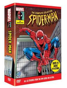 Spider-man - complete animated series DVD (90s) £15.60 @ Amazon