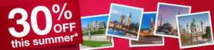 ramada - summer hotel discount - 30% off