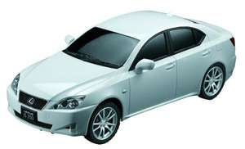 Auldey Lexus IS 350 1:40 Scale R/C Car in White £4.10 del @ Amazon