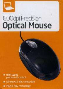 800dpi Precision Optical Mouse - £1 Poundworld !