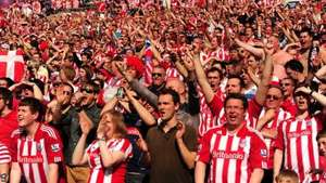 Free coach travel to all Stoke City Premier League games in the 2013-14 season