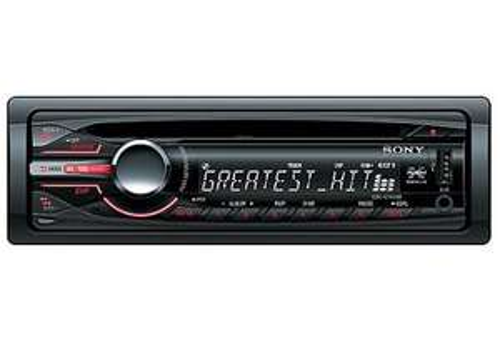 Sony CDX-GT450U Car Stereo CD/MP3/Aux + Quidco £39.90 @ Halfords