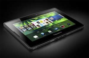 Blackberry Playbook 64GB- Grade A  + free Rapid Charger £83.99 delivered @ Aria