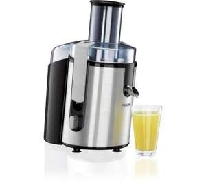 PHILIPS HR1861 Juicer - Stainless Steel - £59.99 @ Currys
