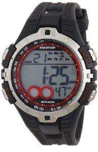 Timex Sport Marathon Fullsize Quartz Watch with LCD Dial Digital Display and Black Resin Strap T5K4234E £12.49 @ Amazon