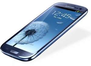 Samsung Galaxy S3 III Pebble Blue for £239 in store at Asda!