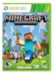 Xbox 360 Minecraft on disc £12.00 at asda direct back in stock with free delivery also price matched at amazon