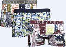 **Jack and Jones boxers/briefs. Was £10 now £2. BOGOF!!!** @ Jack and Jones instore