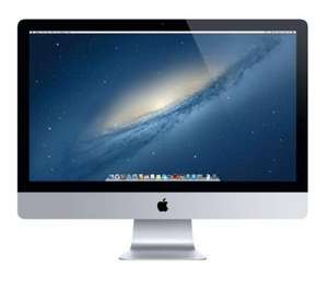 Refurbished iMac's @ Currys from £849.00