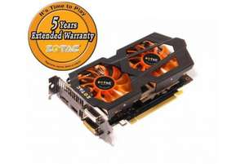 Zotac Nvidia GTX 660 Ti 2GB With Spliter Cell Blacklist - £164.98 @ CCLOnline