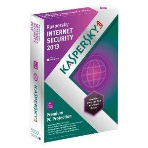 Kaspersky 2013 Anti Virus for 5 PC's - £10.85 delivered (£2.17 per PC) @ Ninjascastle via eBay